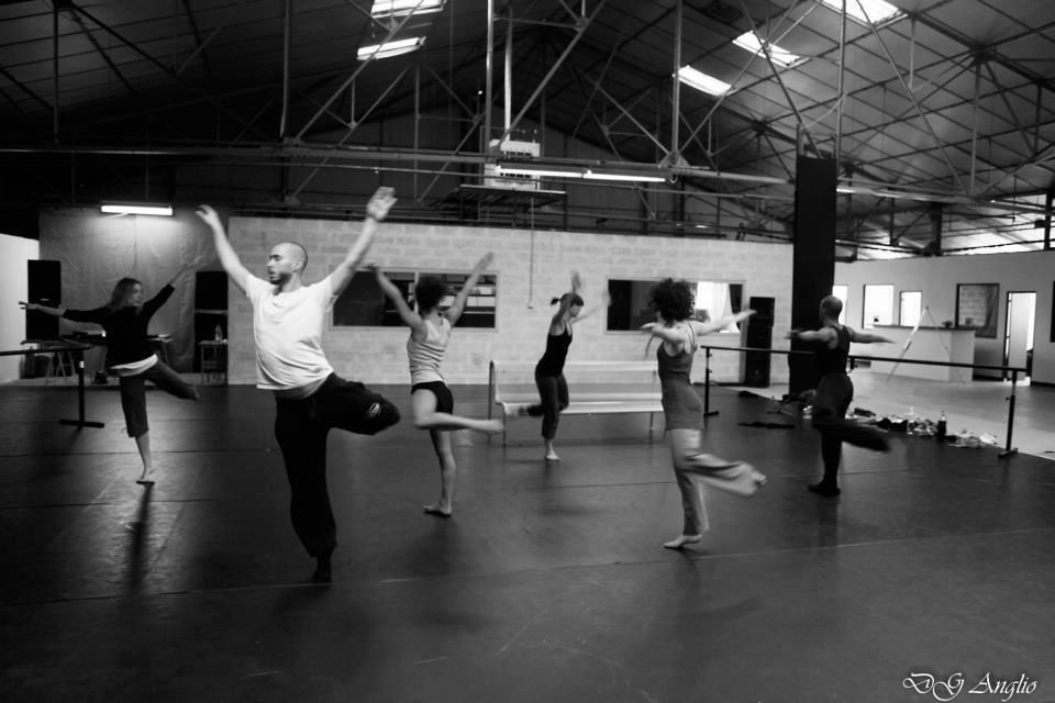 cours danse contemporaine lyon