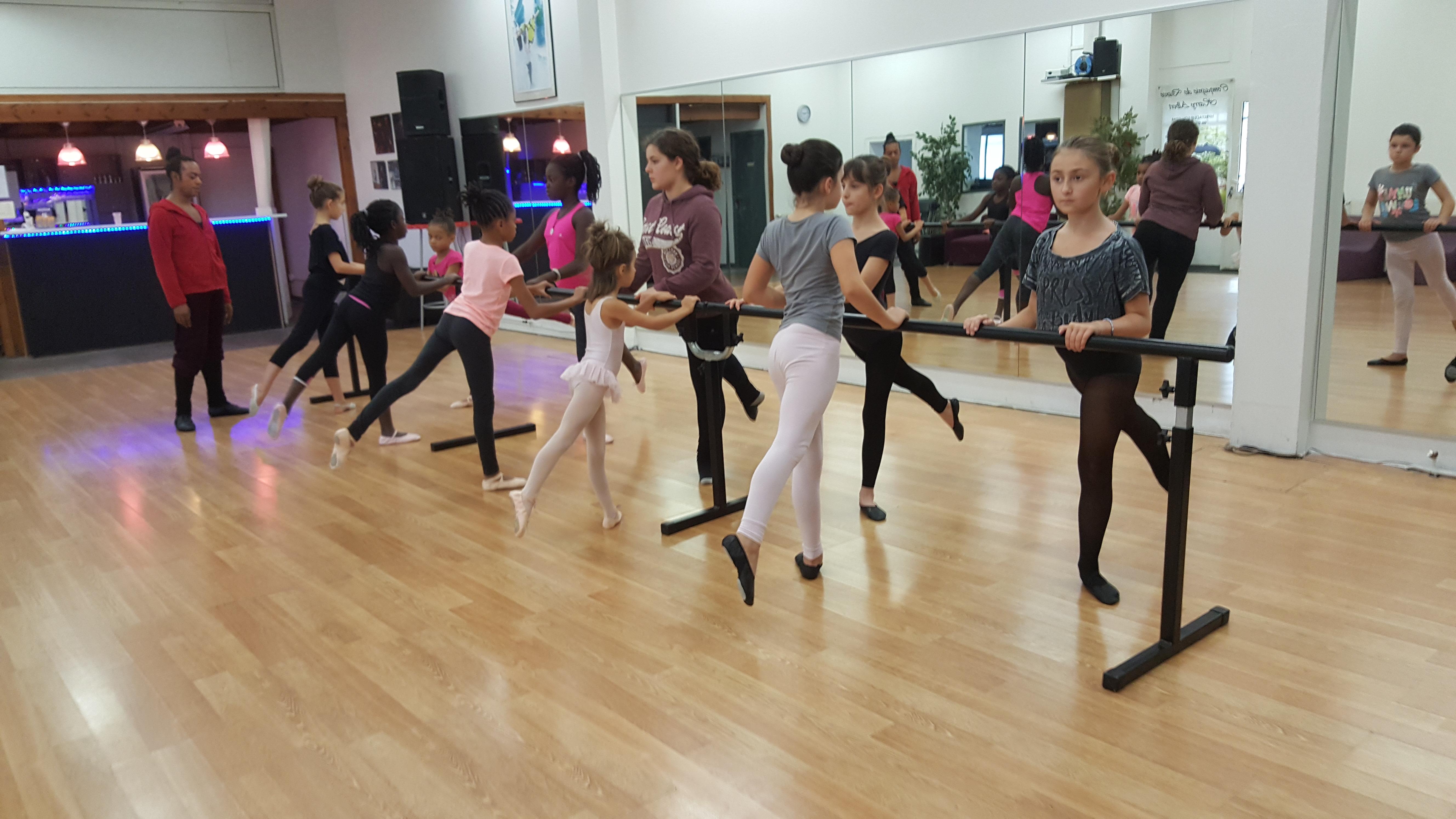 cours danse classique lyon