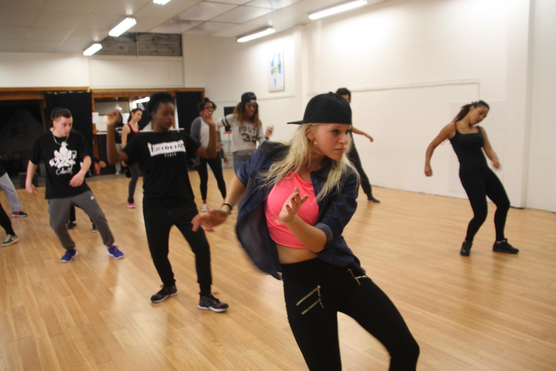 cours hip-hop lyon