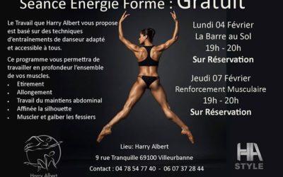Cours Energie Forme GRATUIT